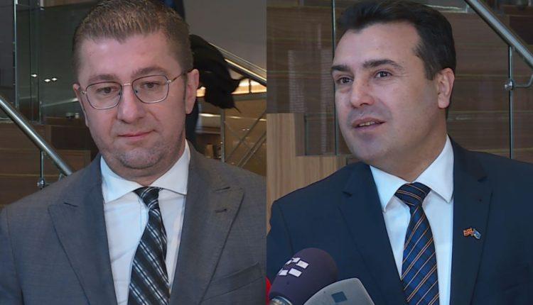 LSDM-ja kërkon zgjedhje ose të kthehet qeveria politike, VMRO-ja insiston në konsensus politik