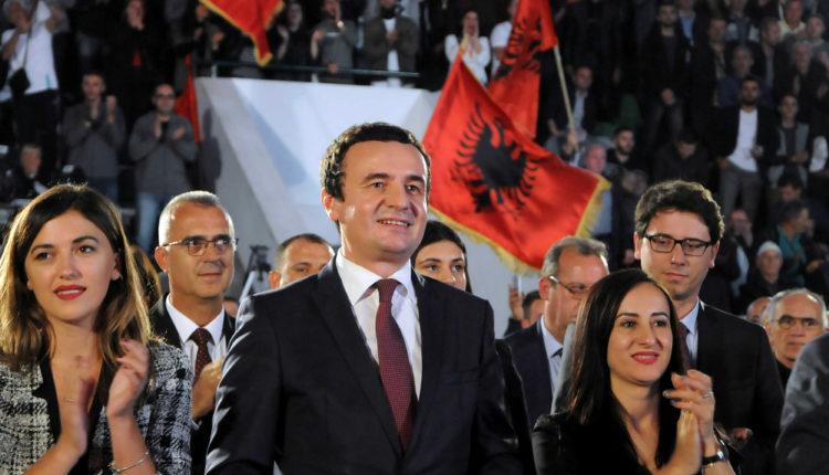 Qeveria e Albin Kurtit ndihmon Luginën e Preshevës me 500 mijë euro