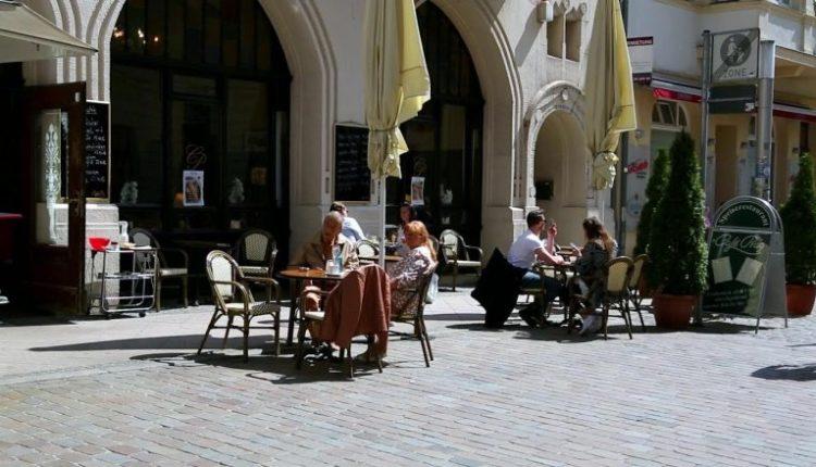 Restorantet e para rihapen në Gjermani