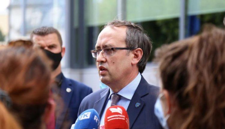 Hoti: Kosova mund sërish të izolohet nëse vazhdon ritmi i njëjtë i Kovid-19