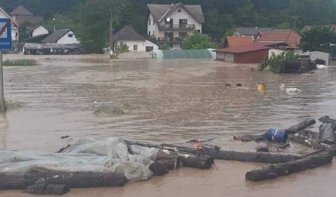 Në Serbi shpallet gjendja e jashtëzakonshme si pasojë e përmbytjeve