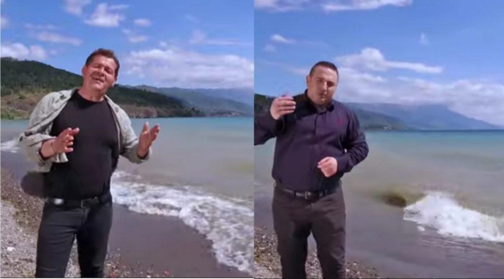 """Këngëtarët Ylber Arifi dhe Arment Ismaili vijnë me videoklipin e ri të këngës """"LEJLA"""" (VIDEO)"""