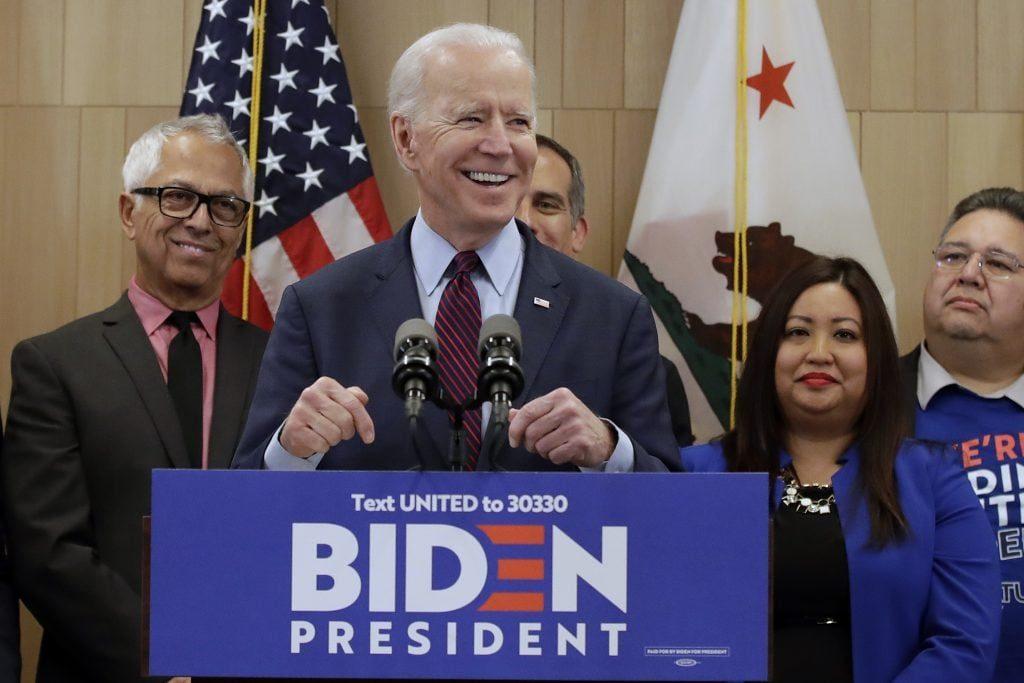 Joe Biden do të jetë rivali i Trump–it në zgjedhjet presidenciale në SHBA