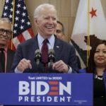 Joe Biden do të jetë rivali i Trump--it në zgjedhjet presidenciale në SHBA