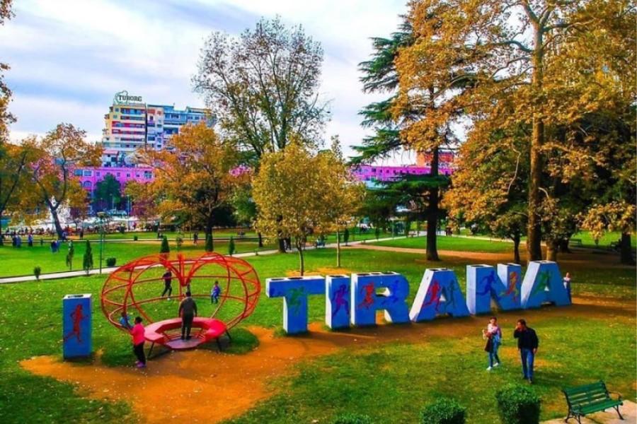 Tërmet i fortë në Tiranë