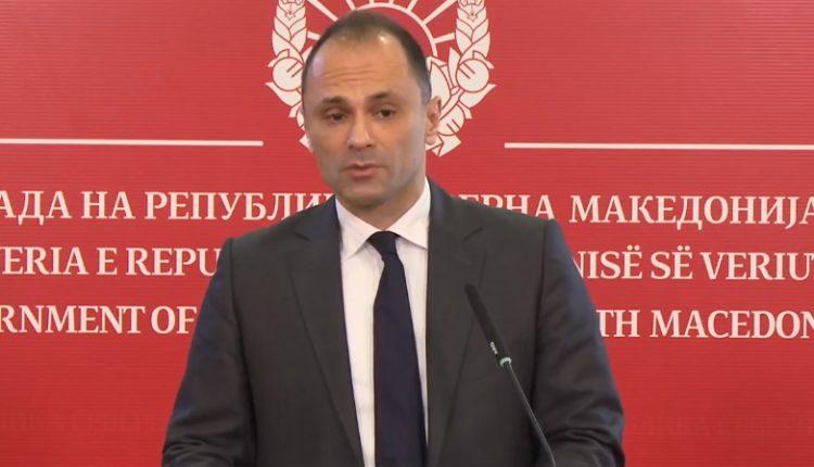 Venko Filipçe: Sot në Maqedoni ka 166 të infektuar me koronavirus dhe 4 të vdekur