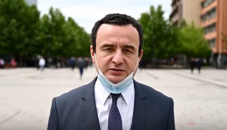 Albin Kurti: Shteti i Kosovës dhe kombi shqiptar i bashkohen sot festës së SHBA-ve