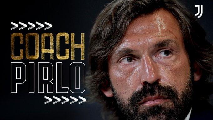 Juventusi cakton Pirlon si trajner