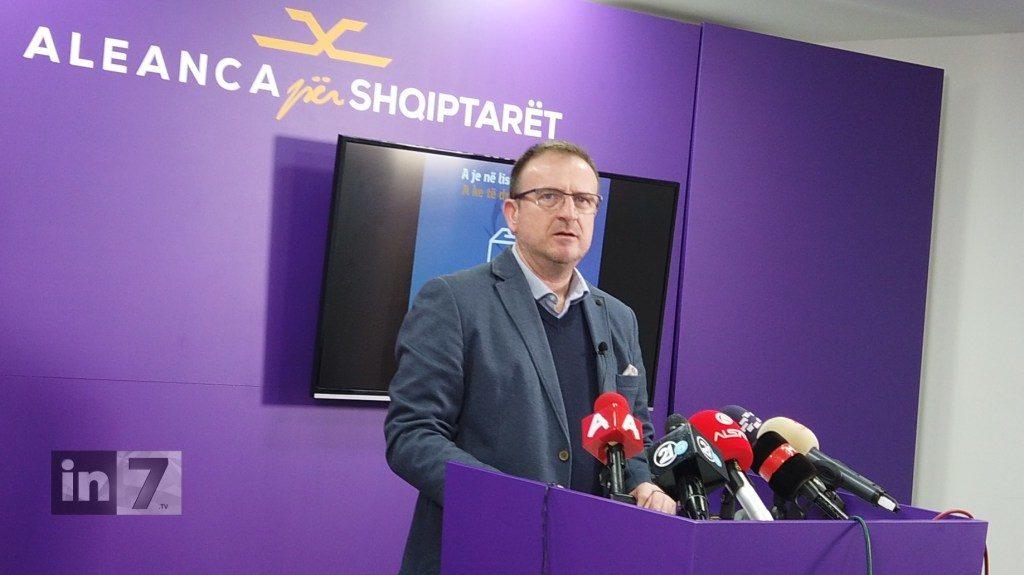 Taravari: Mund ta votojmë Naser Ziberin, me kusht të merr mandatin për kryeministër