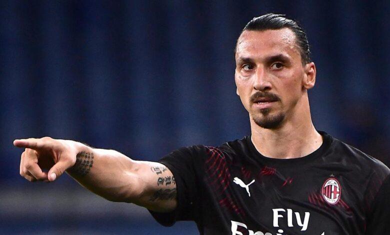 """Ibrahimoviçi del pozitiv në testet për """"Covid 19"""""""