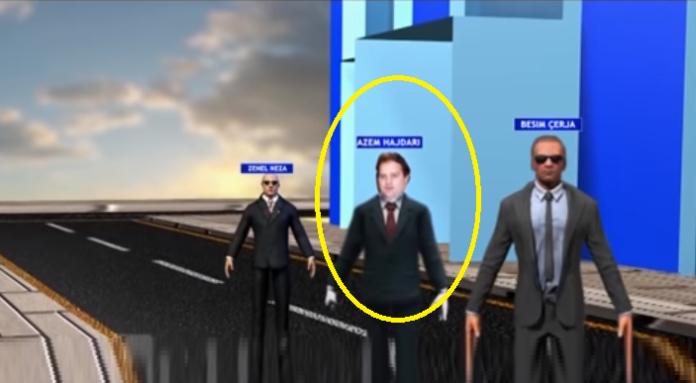 Publikohet video: Skema si u qëllua Azem Hajdari, çfarë i tha Fatmir Haklaj (VIDEO)