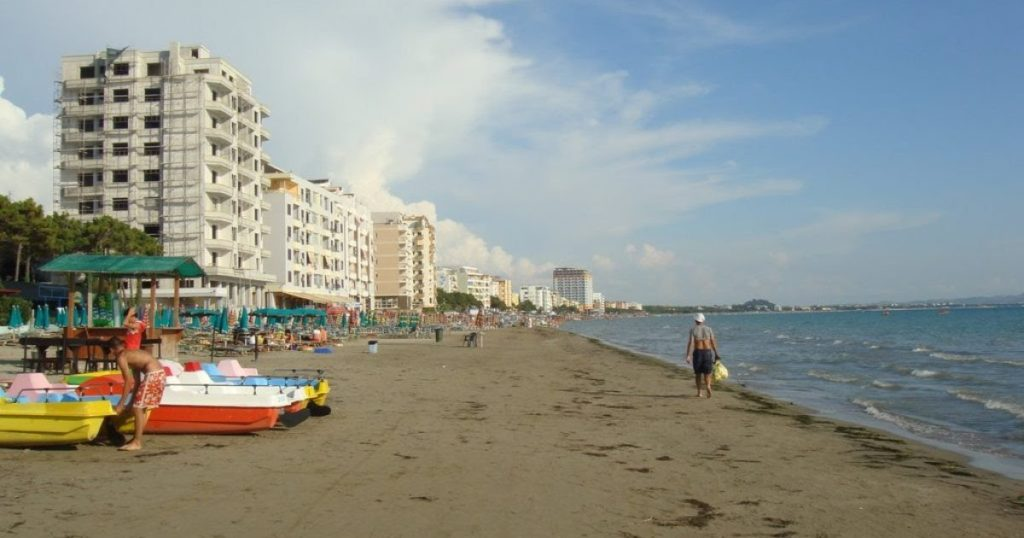 Tërmet në Durrës