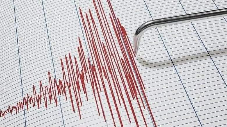 Tërmet i fortë në Shqipëri