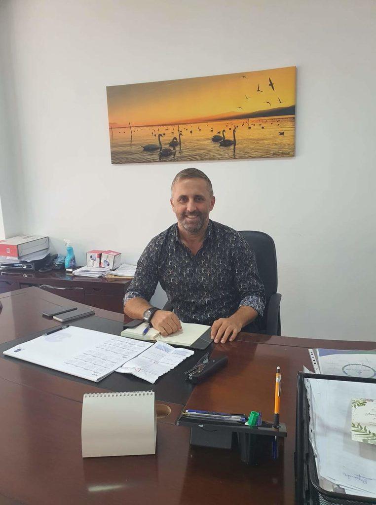 """Dashmir Nasufi emërohet drejtor i NP. """"Ujësjellës dhe Kanalizim""""-Strugë"""