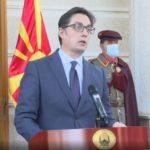 Presidenti Pendarovski me apel deri tek qytetarët: Situata është serioze, respektoni masat dhe protokollet