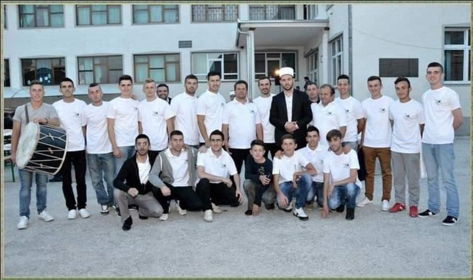 """Shoqata Islame në Ladorisht realizon donacionin """"Hamit Merko"""" për 10 familje nevojtare"""