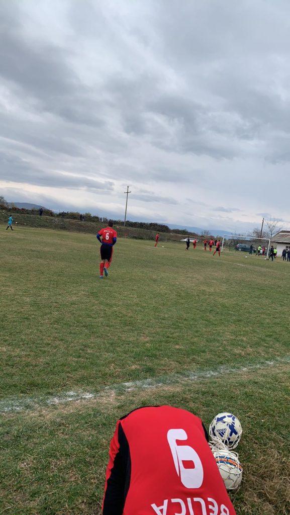 """K.F.BELICA"" deklasoi ekipin nga Manastiri me rezultatin 12 :1"