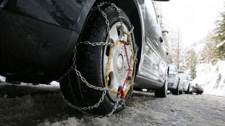 Prej sot fillon obligimi ligjor për mbajtje të obliguar të pajisjes dimërore
