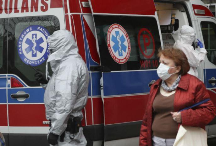 Për 24 orë në Poloni ka 626 viktima dhe mbi 22 mijë raste të reja me Covid-19