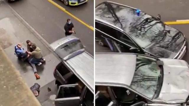 Makina godet turmën në Gjermani, dy të vdekur dhe 15 të lënduar (FOTO-VIDEO)