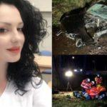 Dalin pamjet nga aksidenti i mjekes shqiptare në Gjermani, makina copë-copë (FOTO)