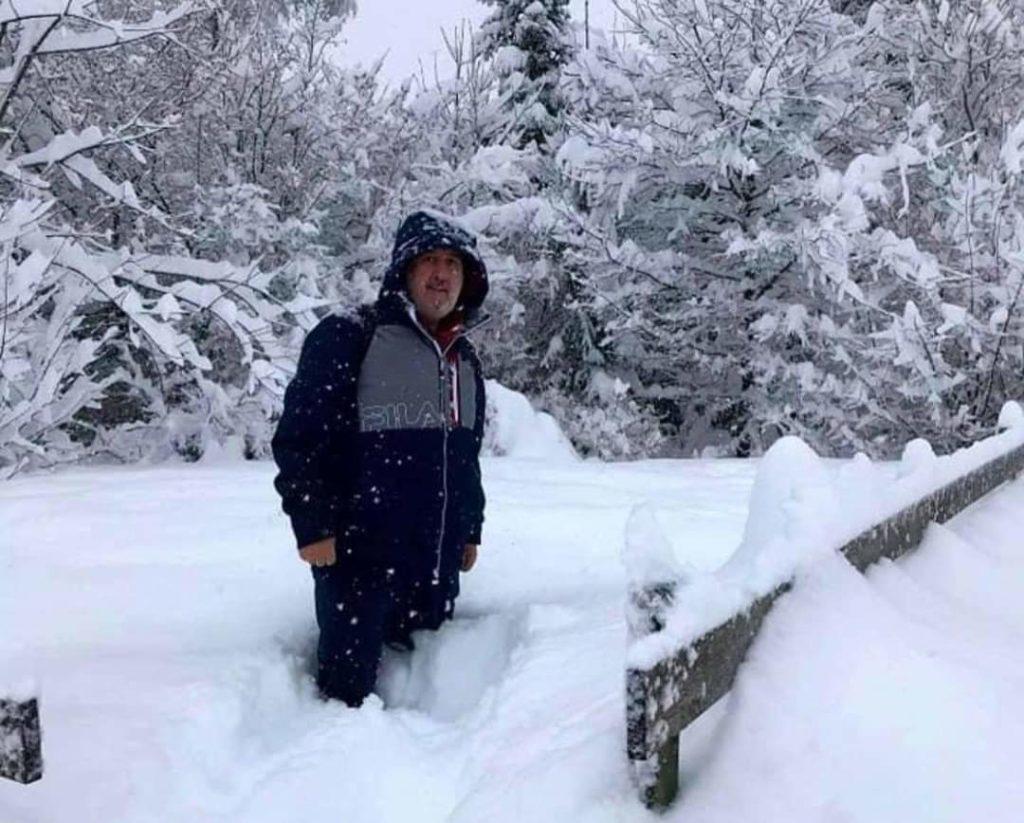 30 vite jam në Zvicër, nuk kam parë kaq shumë borë në St. Gallen!