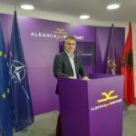 """Aziri: Deputetët e opozitës do të marrin pjesë në protestën për """"Monstrën"""""""