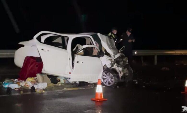 Tragjedi: Humb jetën e gjithë familja si pasojë e aksidentit tragjik në Shqipëri