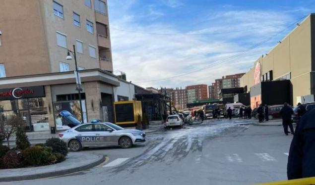31 të lënduar nga shpërthimi i bombolës së gazit në një lokal në Ferizaj