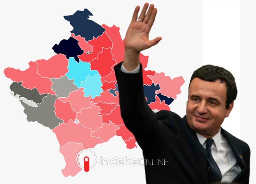Albin Kurti: Së pari drejtësi e punësim, pastaj bisedimet me Serbinë