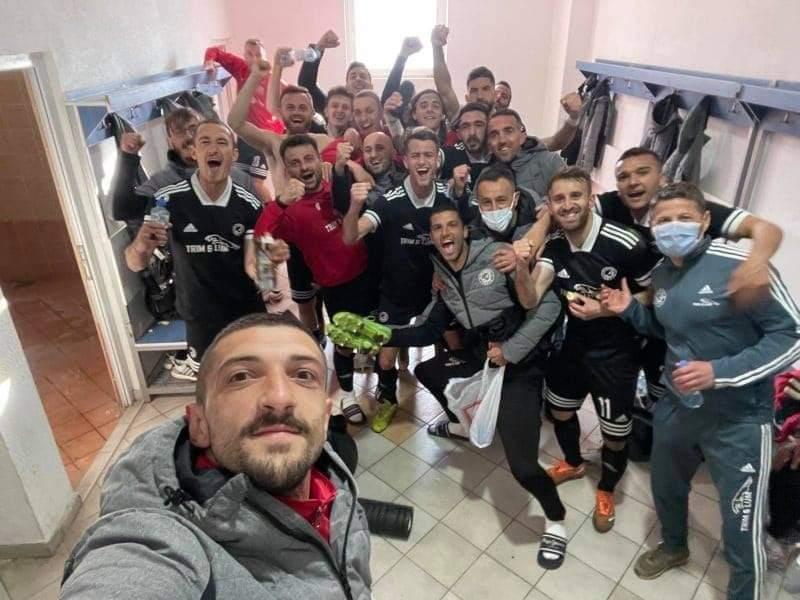 """FC.Struga """"Trim & Lum"""" e mposht Bellasicën në Strumicë (FOTO)"""