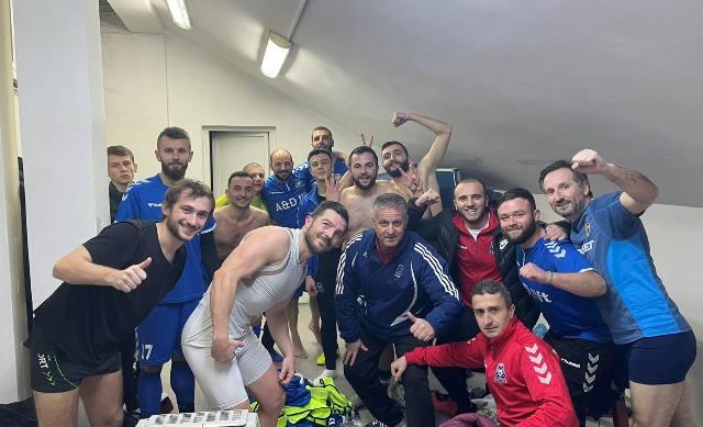 Enhalon, skuadra e futsallit nga Struga fiton në Tetovë, të parët në tabelë