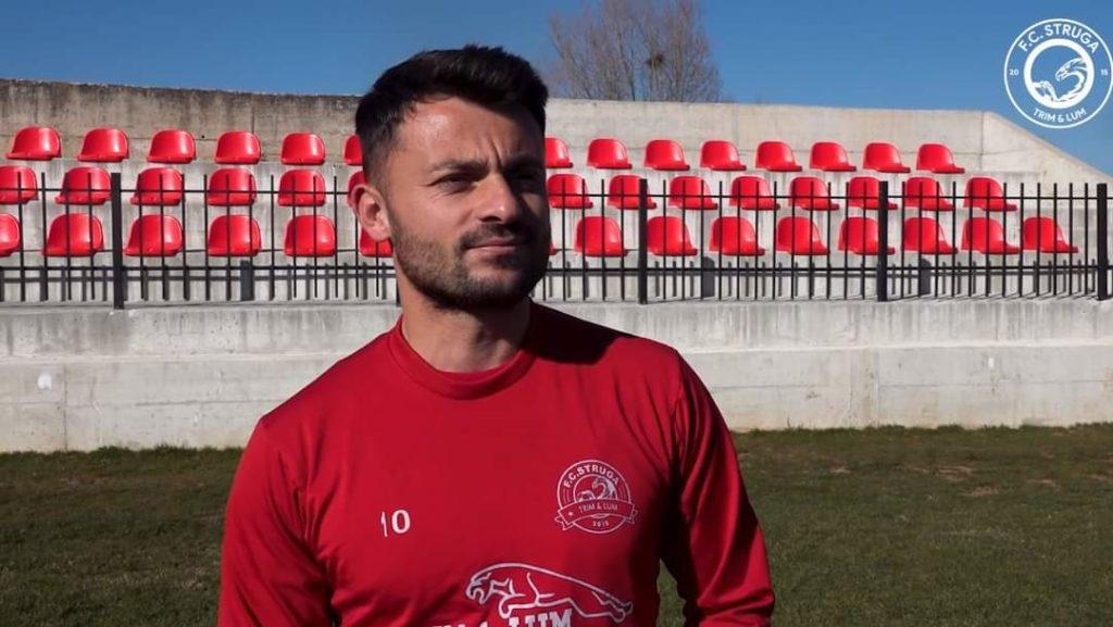 """Nijaz Lena: FC.Struga """"Trim&Lum është gati, nesër duhet ta konfirmojmë fitoren e radhës me Pelisterin"""