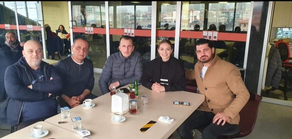 Emin Muça nga Veleshta e Strugës dhe dy aktorë kosovarë së shpejti do të jenë pjesë e serialeve turke (FOTO)