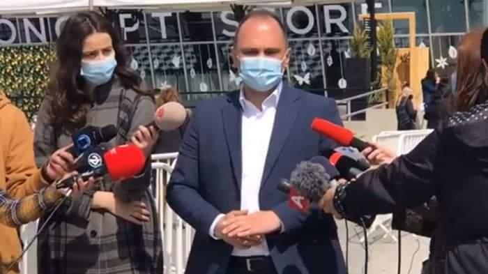 Venko Filipçe: Ora policore mund të zgjatet edhe pas 20 prillit