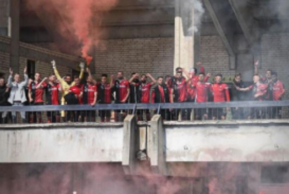 """FC.Struga """"Trim&Lum"""" uron Shkëndijën e Tetovës për fitimin e titullit kampion (FOTO)"""