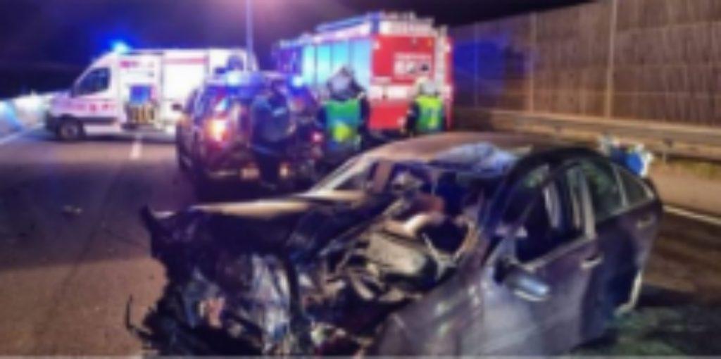 Aksident tragjik: Përplasen makinat në Austri, vdesin dy shqiptarë