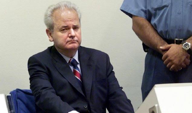 20 vjet nga ekstradimi i diktatorit gjakatar, Sllobodan Millosheviq në Hagë