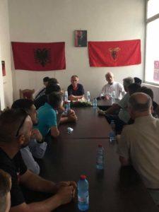 Zyrtare: Samir Murtezoski është kandidati nga PDSH-ja për kryetar komune në Strugë (FOTO)
