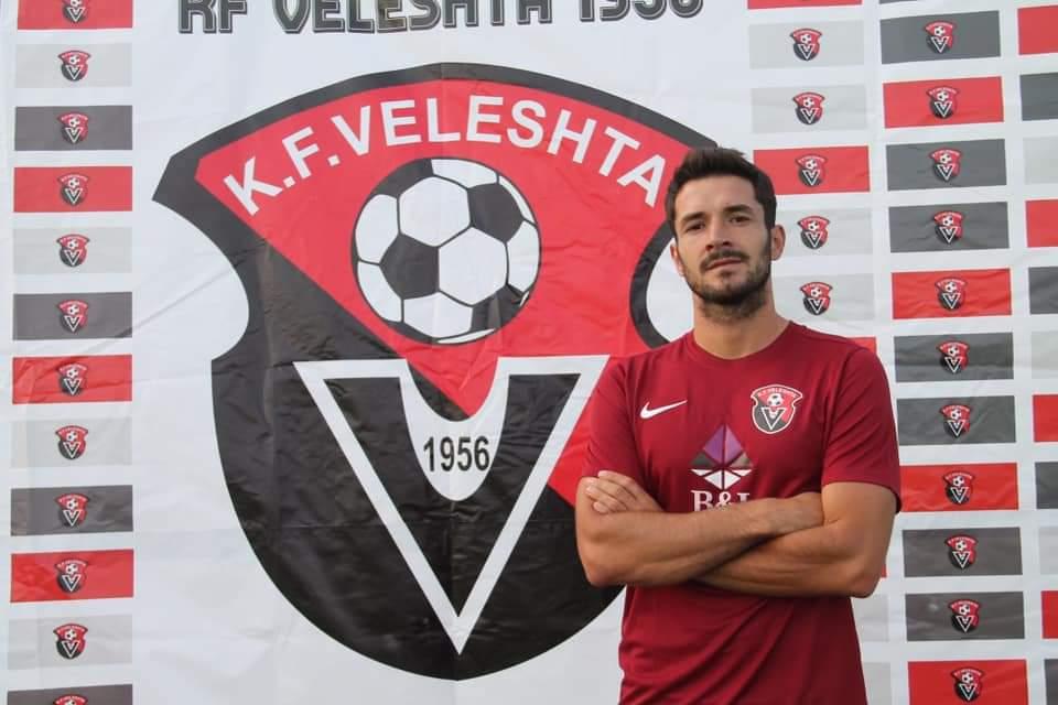 Zyrtare: Arben Tafa firmos për Veleshtën