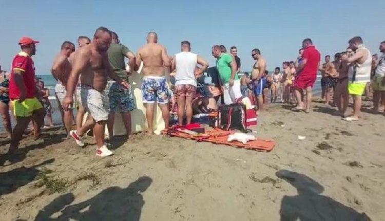 E rëndë, dy pushues nga Maqedonia mbyten në plazhin e Spillesë në Kavajë