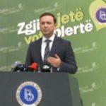 """""""Zgjidh jetë, voto blertë"""" është slogani i BDI-së për zgjedhjet lokale"""