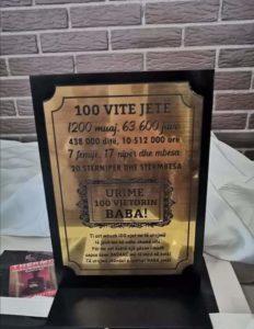 Ndërron jetë në moshën 100 vjeçare haxhi Teki Kica nga Veleshta, kishte 7 fëmijë, 17 nipër dhe mbesa dhe 20 stërnipër dhe stërmbesa (FOTO)