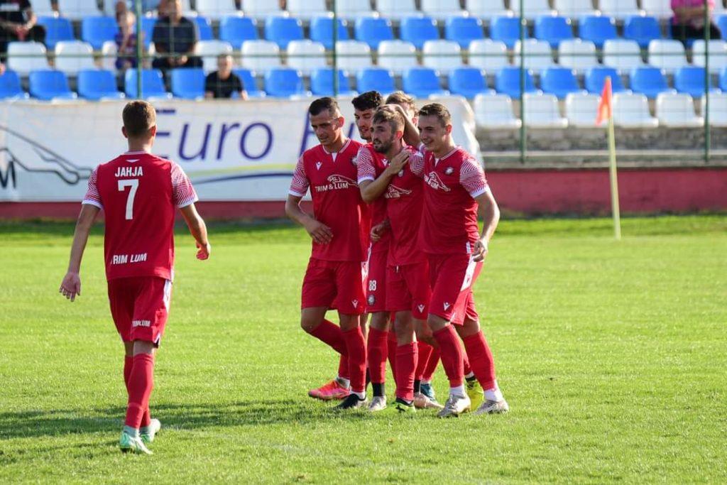 """Struga """"Trim Lum"""" kalon me sukses raundin e parë të Kupës së Maqedonisë"""