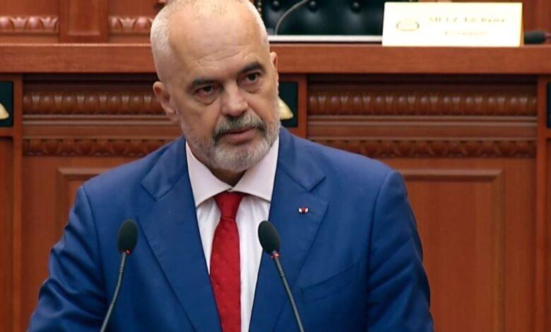 Edi Rama: Distria Krasniqi dhe Nora Gjakova do të jenë pjesë e Forcave të Armatosura