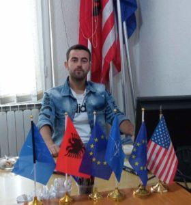 Faton Musai nga Frëngova, kandidat i ASH-së për këshilltar në Strugë