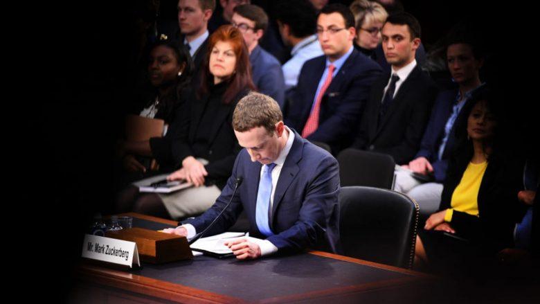 Zuckerberg humb 7 miliardë dollarë pas rënies së Facebook