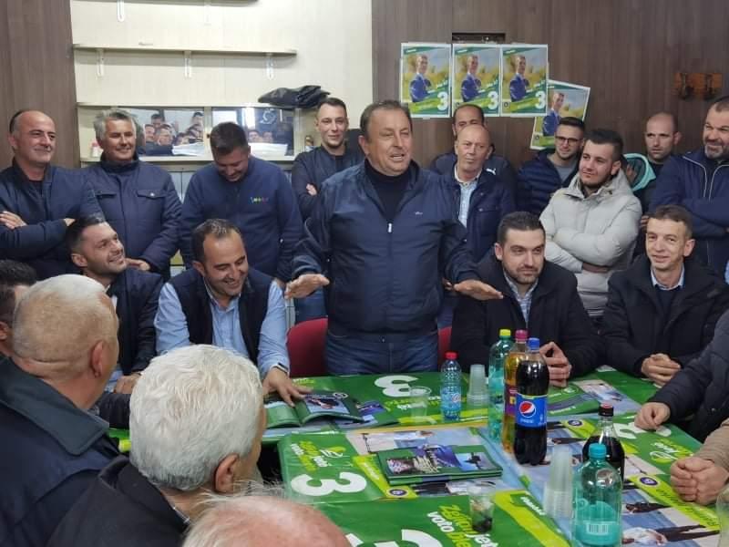 Ramiz Merko: Llabunishti i vendosur për të fituar edhe më bindshëm në rreth të dytë (FOTO)