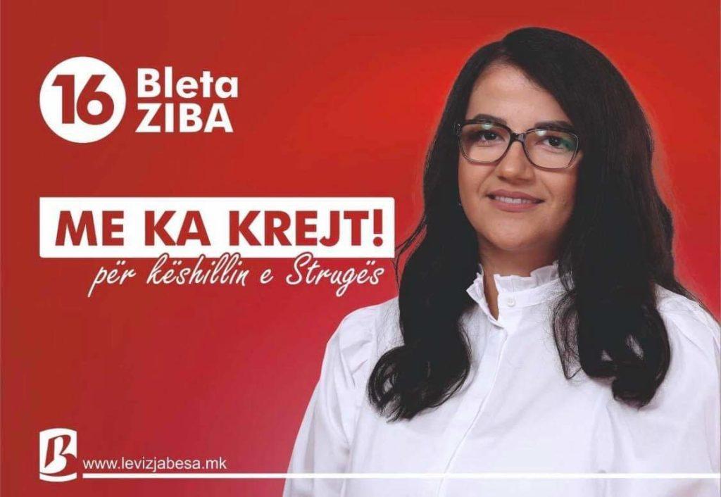 """Bleta Ziba: ''E ardhmja e vendit tim duhet të jetë e ndritur, gjeneratat e reja duhet të rriten e të edukohen që ti shërbejnë vendit tonë, ky është qëllimi ynë"""""""
