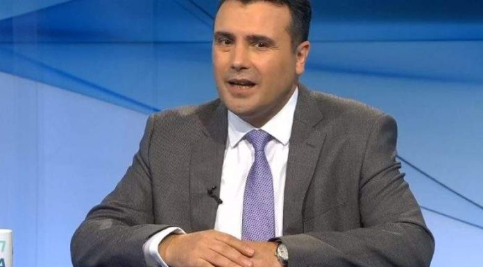 Zoran Zaev: Do të tërhiqem nga posti i kryeministrit nëse humbim në Shkup (VIDEO)